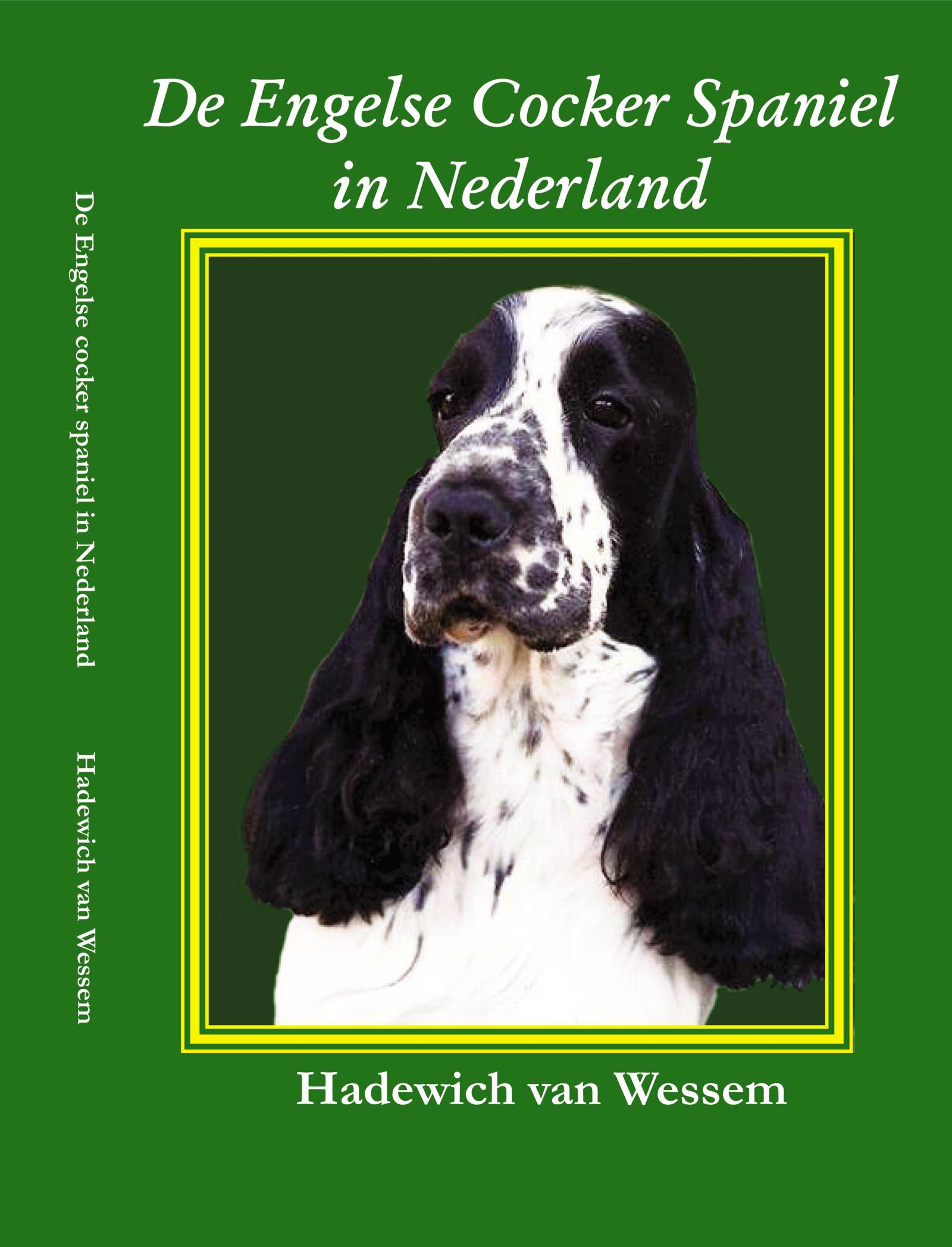 Engelse cocker spaniels in Nederland